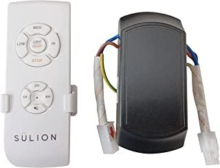 遥控器*功能,适用于天花板风扇。