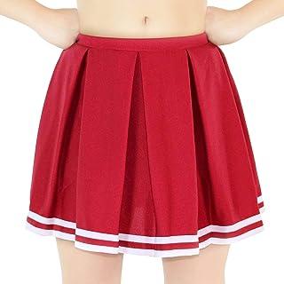 Danzcue 儿童针织褶皱乐队服裙