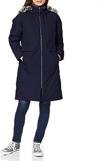 AIGLE 羽绒大衣 [官方] Broka 长款羽绒外套 女士 ZBF091J