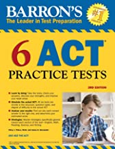 6 ACT Practice Tests (Barron's Test Prep) (English Edition)