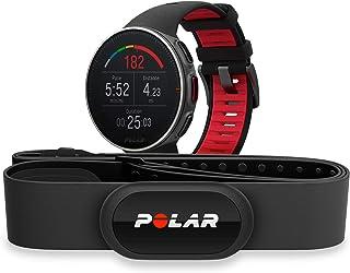 Polar Vantage V Titan,高级 GPS 和 HRM 多运动手表,适用于多种运动和铁人三项训练
