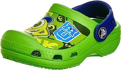 crocs 创意怪物, unisex-child 木底鞋