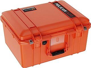 Pelican Air 1557 无泡沫手机壳(2020 版带按钮锁)- 橙色