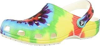 crocs 卡骆驰 经典扎染洞洞鞋 | 舒适滑水鞋