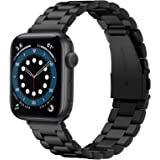 Spigen Modern Fit Apple Watch 表帶變型062MP25403 44mm 黑色