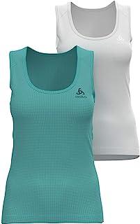 Odlo 女士 Bl 圆领汗衫 Active Cubic Li 吊带衫/ami 衬衫