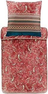 Bassetti Burano R2 床上用品 240 x 220厘米+ 2x 80 x 80厘米240 x 220 + 2x 80 x 80厘米 红色