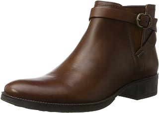 Geox 女士 Mendi Np ABX 3 及踝短靴