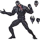 Hasbro 孩之宝 Marvel Legends 系列 Venom 15 厘米 Venom 动作人偶 高级设计和 3…