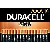 Duracell Coppertop AAA 碱性电池 AAA 16