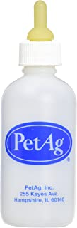 PetAg 小动物奶瓶 - 2 盎司 2 盎司