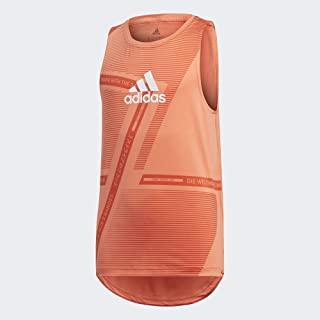 Adidas 阿迪达斯 女童 Jg Tr Br Sl T 恤无袖衬衫