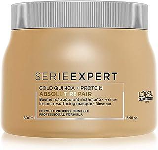 L'Oréal Professionnel | Serie Expert | 受损发质的Absolut 修复发膜