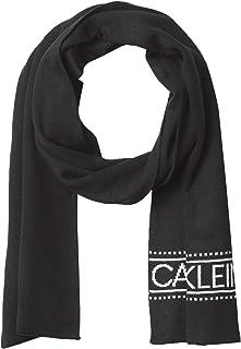 Calvin Klein 男士标识围巾