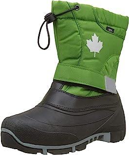 加拿大 467 185 女孩保暖雪地靴