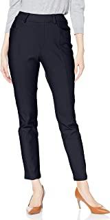 [Cecile] 高张力裤 修身剪裁 美腿裤 腰部松紧带 全向弹力 女款