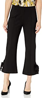 SLIM-SATION 女式少女 Ponte 长裤
