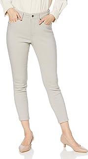 Cecile 裤子 加棉 弹力 斜纹裤 蓄热保暖 内部起毛 可选长度 女士 MP-2415
