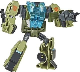 Transformers 变形金刚 Toys Cyberverse Ultra Class RACK'N'RUIN可动模型-与Energon装甲结合使用可通电-适用于6岁及以上的儿童,6.75英寸/约17.15厘米