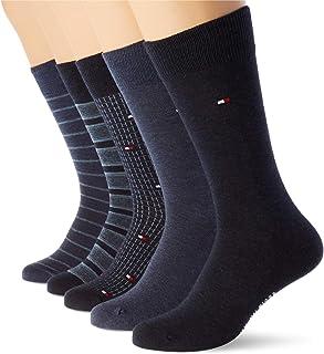 Tommy Hilfiger 汤米·希尔费格 男式袜子(5 双装)