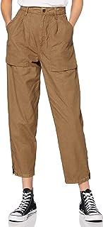 G-STAR RAW Archive 女士休闲裤,高腰,3D卡其裤
