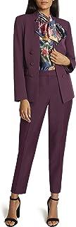 Tahari ASL 女式仿双排扣夹克