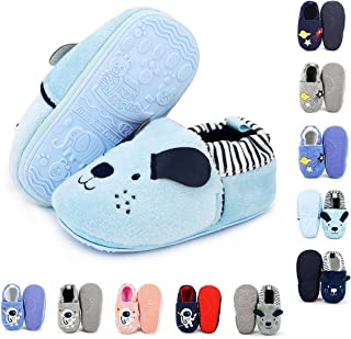 BENHERO 男婴女童帆布运动鞋初学步鞋 0-18 个月