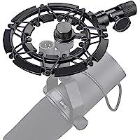 Shure 舒尔 SM7B 减震支架减少振动噪音匹配麦克风臂架,适用于 YOUSHARES 舒尔 SM7B 麦克风