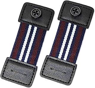 Vonjil 弹性臂章,衬衫束袖架,弹性防滑衬衫袖套