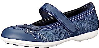 Geox J Jodie 75 芭蕾舞鞋(幼儿/小童/大童)