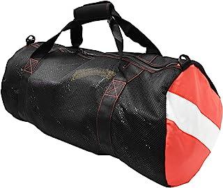 Scuba Choice 可折叠网眼行李袋 适用于潜水设备 带肩带