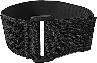 i2 Gear 通用弹性臂带适用于所有型号的 iPod 带硅胶、皮革、PVC 外壳和带臂带插槽的运动臂包 - 15 英寸 x 1.5 英寸