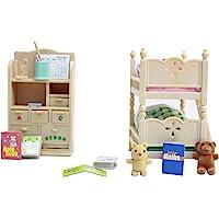 日本Sylvanian Families 森贝儿家族 儿童卧室套 29268 亲子玩具 过家家 女童玩具