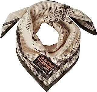 G-STAR RAW 男式头巾网眼围巾