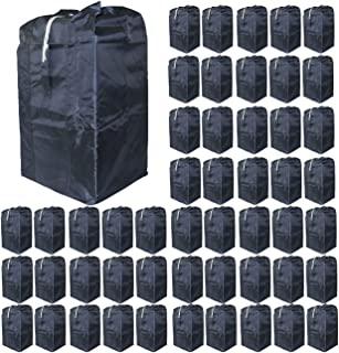 Olivitan(东方) 受到推进推车、购物车、各种洗衣车用 集配 收集 干袋 50个装 深藏青色 02091150