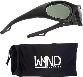 WYND Blocker 防风太阳镜 摩托车、运动、驾驶、自行车包装