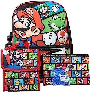 Super Mario 5 PC 背包套装