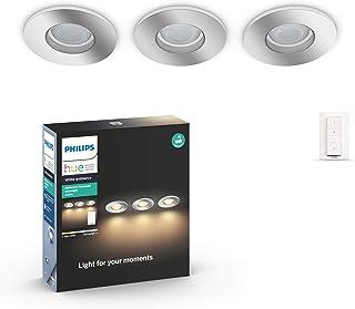 Philips Lighting 8718696174142 连接聚光灯,合成,5 瓦,镀铬