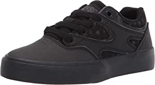DC 儿童 Kalis Vulc AC 乐队限量版运动鞋滑板鞋