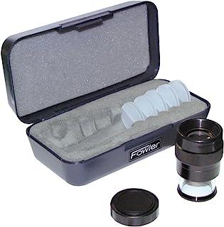 Fowler 52-665-005 口袋光学比较器,7 倍放大