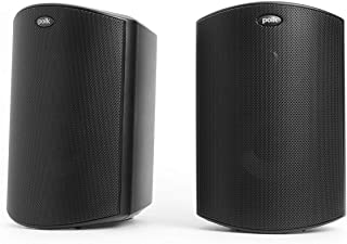 Polk Audio Atrium 4 sats 室外扬声器(80 W)黑色