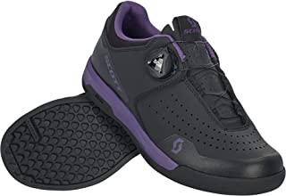 Scott Sport Volt 女士 Dirt MTB 自行车鞋 黑色/紫色 2021