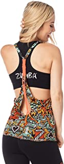 zumba 女式 tied UP 背心