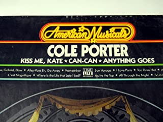 Cole Porter 美国音乐盒 Time Life Broadway Can Anything Goes