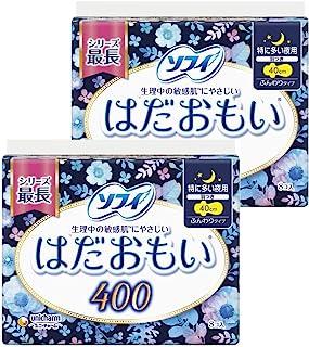 unicharm Sofy 卫生巾有翅膀 日夜用 40cm 8个×2包