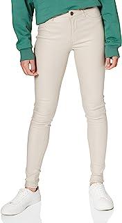 JDY 女式 Jdynewthunder 涂层常规 Skn PNT Noos 长裤