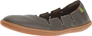 EL naturalista 女式 n5272软粒 EL viajero 鞋带平底防水台