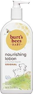 Burt's Bees 小蜜蜂 婴儿滋养乳液,原始气味婴儿乳液-12盎司/管,340克