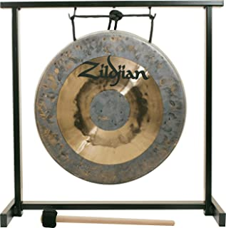 Zildjian 12 英寸。 传统Gong 和桌面支架套装,共P0565 -inch