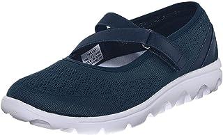 Propet 女式 Travelactiv 玛丽珍时尚运动鞋